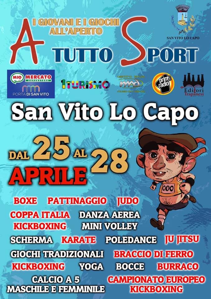 A Tutto Sport San Vito Lo Capo