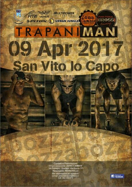San Vito Lo Capo Trapani Man