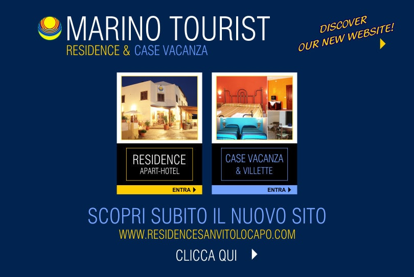 San Vito Lo Capo Marino Tourist