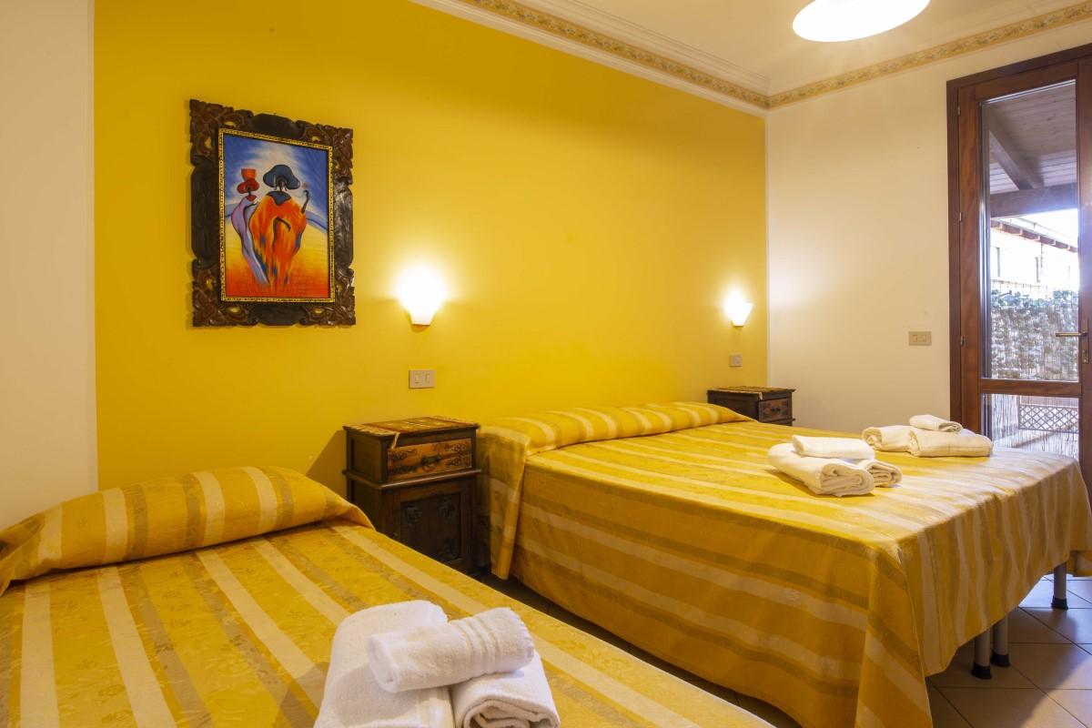 San Vito Lo Capo Residence Marino Tourist Bilocale 1