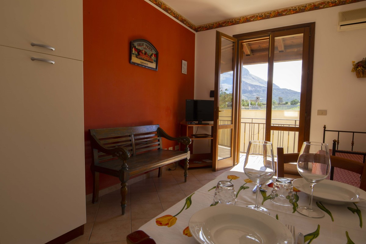 San Vito Lo Capo Residence Marino Tourist Bilocale 3